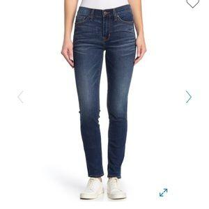 Hudson Blair High Waisted Super Skinny Jeans